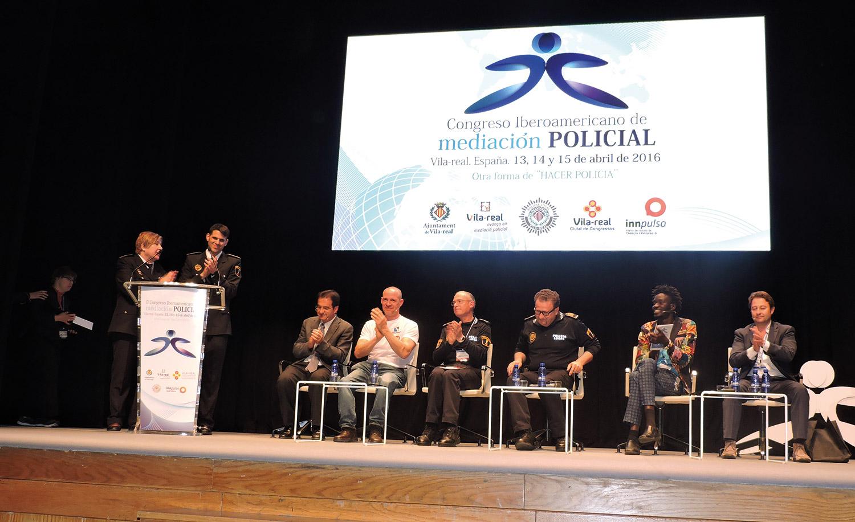 II Congreso Iberoamericano de Mediación Policial