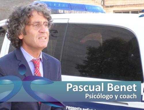 Pascual Benet García, psicólogo y coach certificado