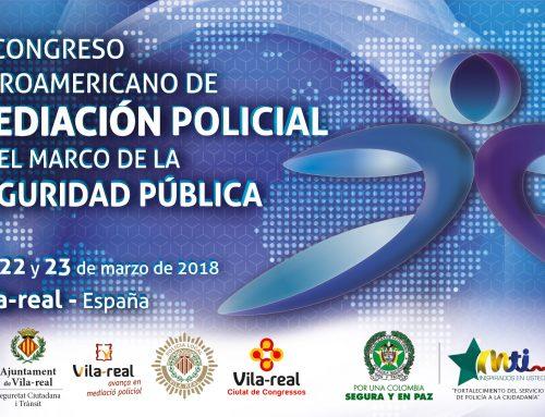 Vídeo promocional del III Congreso Iberoamericano de Mediación Policial