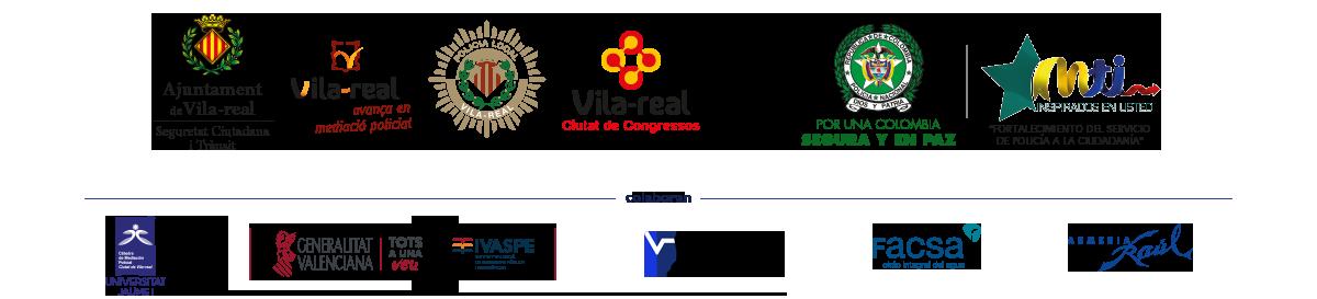logos organizacion colaboradores 2018