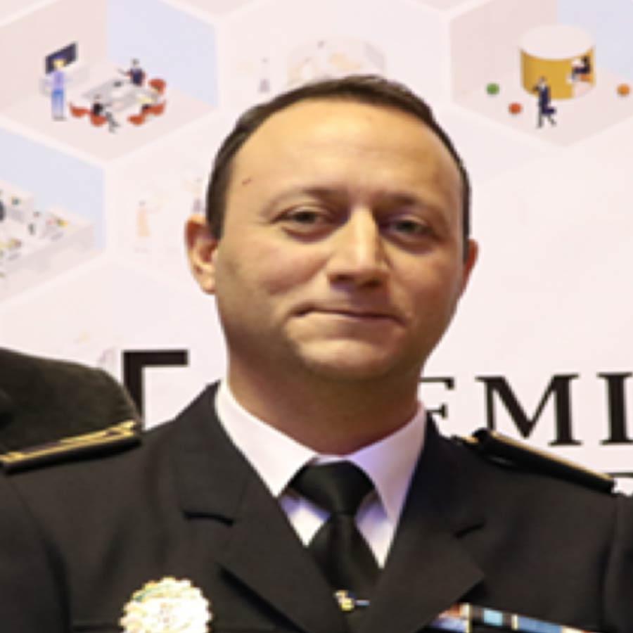 Antonio Berlanaga Sánchez