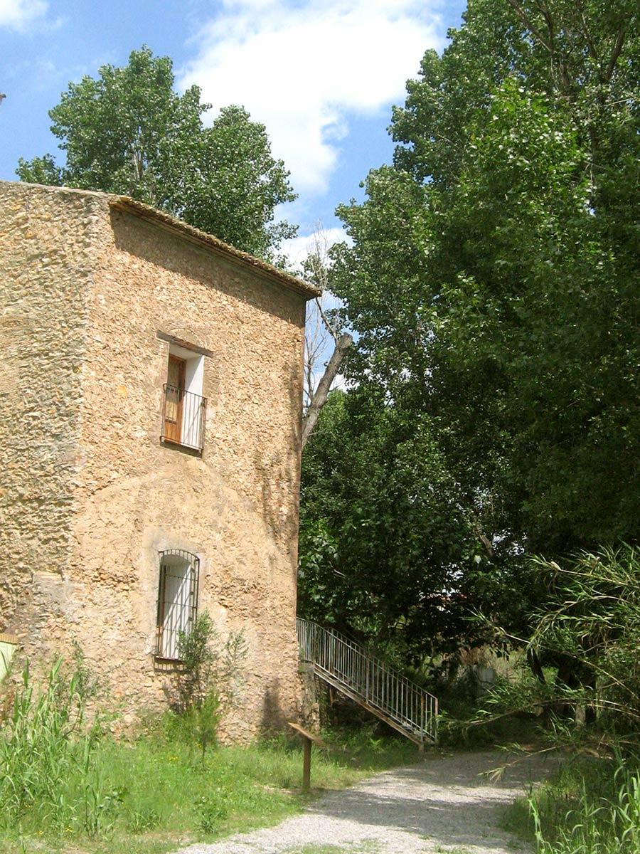 Antiguo Molino en el paraje de ELTermet (Vila-real)