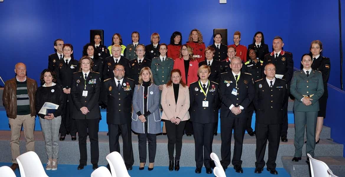 II Distinciones Nacionales de Mujeres Policía