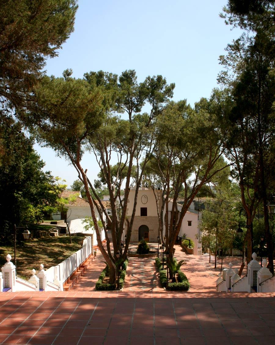 Ermita de la Virgen de Gracia en El Termet (Vila-real)