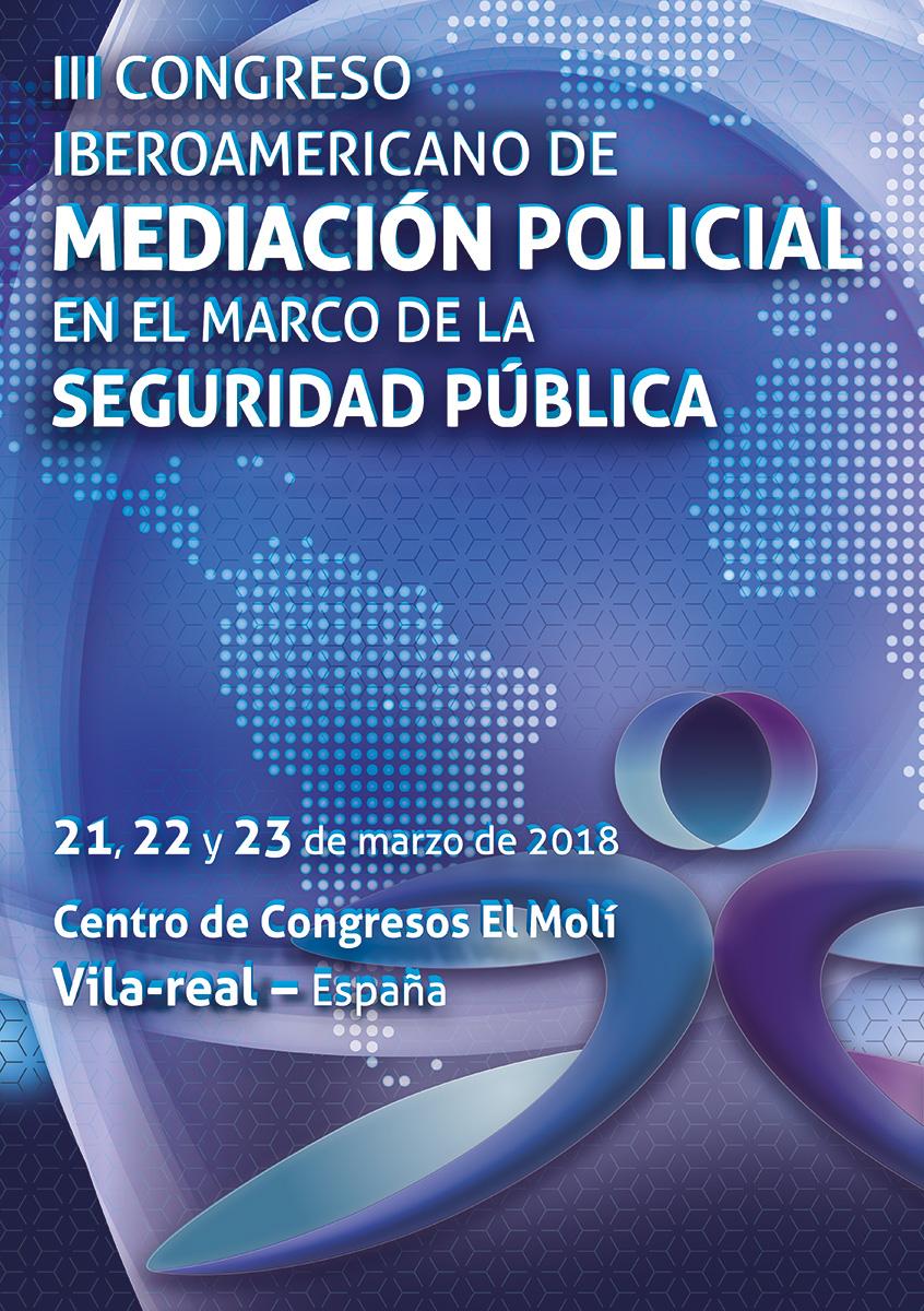 programa III Congreso Iberoamericano de Mediación Policial 2018