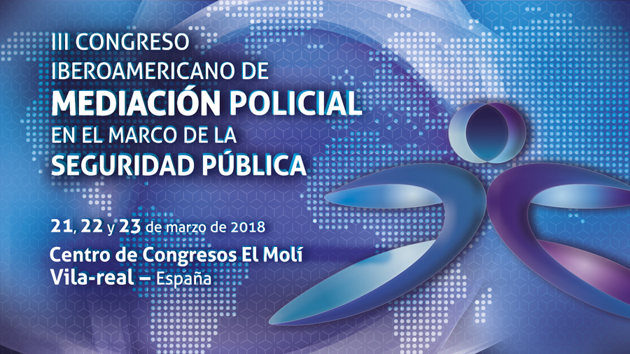 Programación del III Congreso Iberoamericano de Mediación Policial