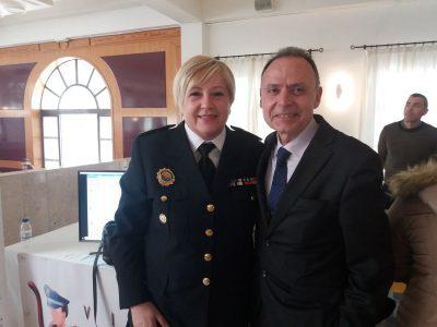 Rosana Gallardo y Vicente Garrido