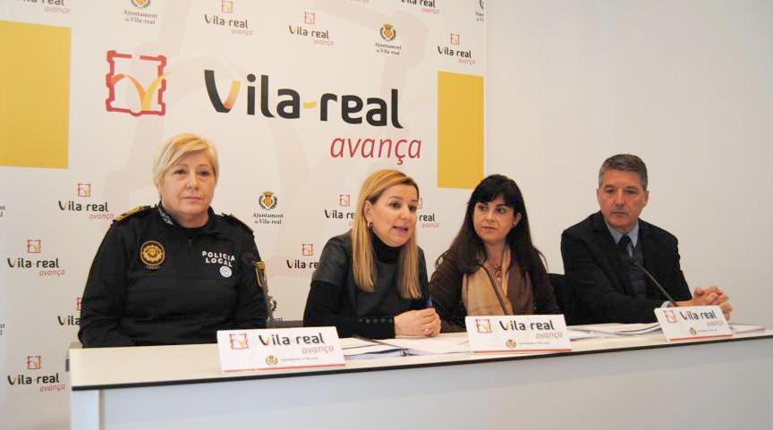 La mediación policial ahorra 55.000 euros a las arcas judiciales en Vila-real