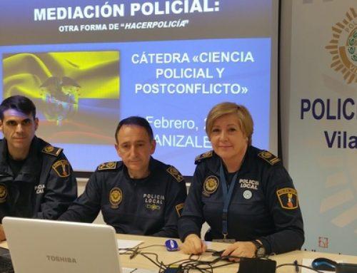 La mediació policial