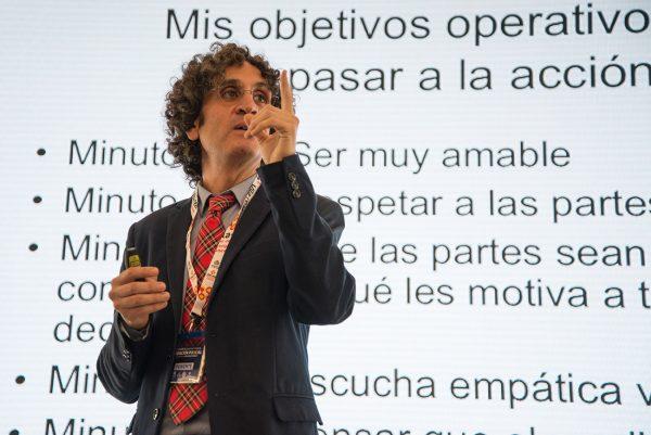 PANEL IV - Conferencia de Pasqual Benet García: «Motivación, acción y mediación»