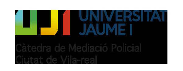logo Càtedra de Mediació Policial Ciutat de Vila-real - UJI