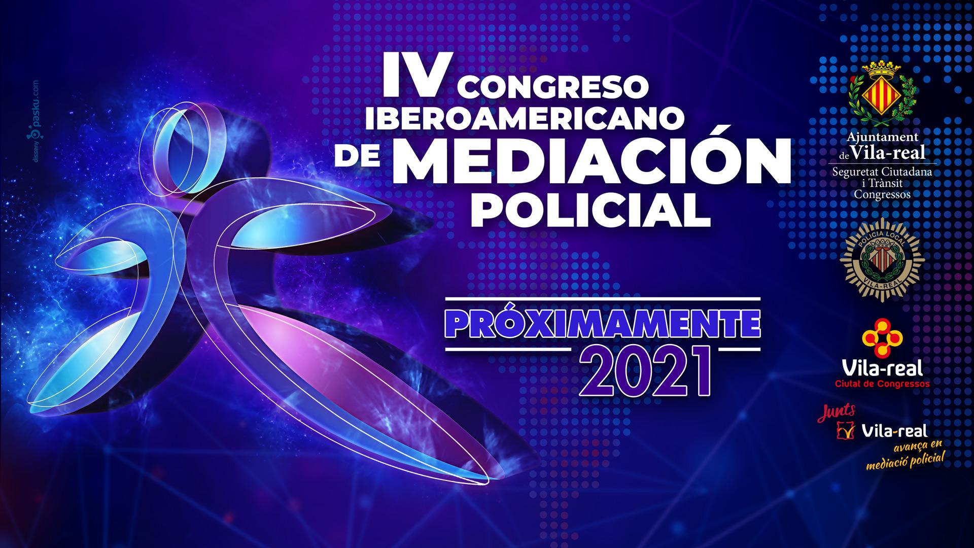 IV Congreso Iberoamericano de Mediación Policial (2021)